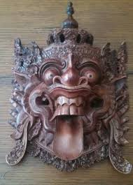 These will be calculated by a bali decor rental once you submit your quote request. Indonesian Hand Carved Wood Bali Mask Wooden Wall Decor Art 503773292