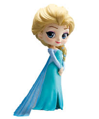 <b>Фигурка Q posket</b> Disney Characters: Elsa (A Normal color) 35507 ...