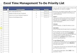 Lovely Daily Task List Template Word Free Excel Sheet Example