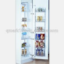 metal kitchen cabinet wire pantry organizerunit basket tall unit pull out wire magic basket