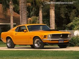 Si's Model Works: From the Archives: 1970 Mustang Boss 429