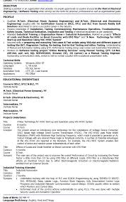 Sample Resume For Mechanical Engineer Fresher Simply Mechanical Engineering Resume Format For Fresher Mechanical 5