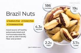 Brazil Nut Nutrition Facts Calories And Health Benefits