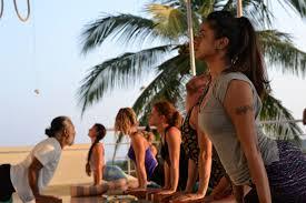 500 hours yoga teacher course in india north goa goa india