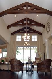 Perfect Bright Lwr Life Magazine N Vaulted Ceiling Coffered Also Light in Vaulted  Ceilings