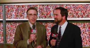 Waterboy Quotes Amazing Yarn Good Afternoon I'm Brent Musburger With My Colleague Dan