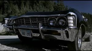Chevrolet Impala 1967 Supernatural wallpaper | 1366x768 | #31595