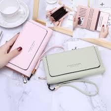 <b>Women's wallet</b> long fashion <b>casual wallet</b> tide cute <b>simple</b> zipper ...