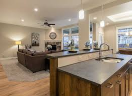the two best countertop options available are granite kitchen countertops and quartz counter tops
