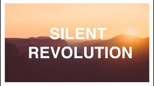 Image result for PICTURE OF THE SILENT REVOLUTION LOGO