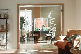 image of external french doors double glazed