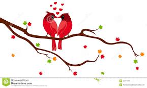 love birds in tree clipart. Modren Tree Love Birds On Tree Branch Intended In Clipart S