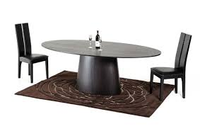 Uncategories  Modern Oval Dining Table 2 Person Kitchen Table Small Oval Dining Table Modern