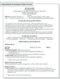 Business Student Resume Fascinating International Resume Template Dance Examples For Auditions Dancer