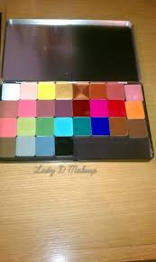 the new makeup forever flash color palette image