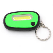 Wheat Light Battery Replacement 2017 Super Mini Cob Led Keychain Flashlight Key Chain Keyring Flash Light Lamp Torch With Replaceable Cr2032 Battery 4 Colors