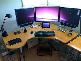 computer desk plans free corner computer desk plans free