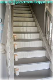 23+ Pretty Painted Stairs Ideas to Inspire your Home | Porch flooring,  Floor painting and Pavement