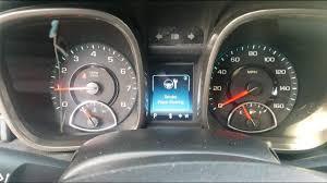 Esc Light On Malibu Chevy Malibu Weak Crank Service Stabilitrak Service Power Steering Fix How To Test A Battery