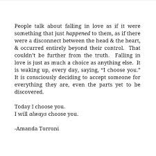 Quotes About Choosing Love Mesmerizing Quotes About Choosing Love Best Quotes Everydays