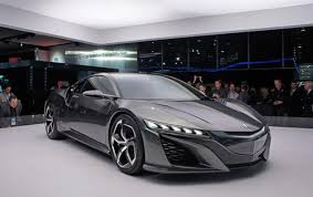 new car 2016 canadaAcura NSX Though it will likely be a 2016 model Acuras NSX will
