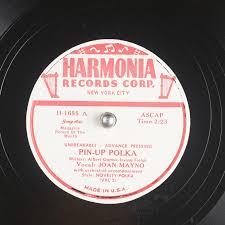 PIN-UP POLKA : Joan Mayno : Free Download, Borrow, and Streaming : Internet  Archive