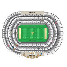Neyland Stadium Seating Y7 View