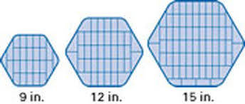 Hexagon Cake Serving Chart How To Cut A Wedding Cake Wilton