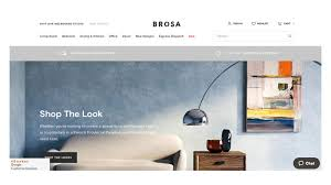 40 Beautiful Furniture Websites Using Shopify Mountain Dome Delectable Furniture Website Design