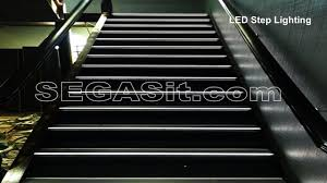 In Step Lighting Cinema Step Stair Aisle Lighting Segasit Cinema Step