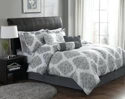 damask sheet sets bedroom elegant with gray white damask bedding ideas within blue comforter set plan skull queen hometrends damask stripe sheet set