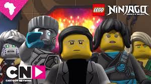 LEGO Ninjago: Masters of Spinjitzu   Enter the Game   Cartoon Network  Africa - YouTube