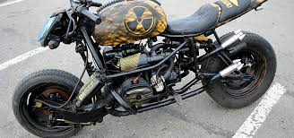 the quasimodo a custom ural rat motorcycle