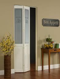 pantry glass bifold door