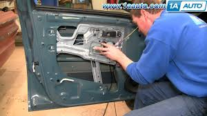 how to install replace power window motor chevy equinox 05 09 2007 equinox wiring diagram at Equinox Power Window Wiring Schematic