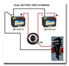 similiar boat dual battery wiring diagram keywords marine battery switch boat wiring easy to install ezacdc marine
