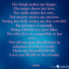 Her Laugh Makes Me Happy Quotes Writings By Anonymous Ms