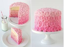 birthday cake for girls 23. Brilliant Girls This GORGEOUS Pink Cake Would Be Perfect For The Little Princess Party Any  Girl Love It And Want Show Off To All Her Friends Intended Birthday Cake For Girls 23 P