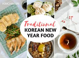 Traditional Korean New Year Food from Soups to Desserts ...
