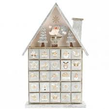 exciting white wooden advent calendar box and kid craft ideas plus wooden advent calendar for inspiring