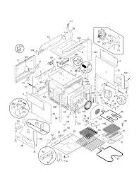 kenmore elite dual fuel slide in range timer stove 79046819992 elite dual fuel slide in range body parts diagram