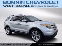 Used Cars For Sale At Bomnin Chevrolet West Kendall In Miami Fl Less Than 10 000 Dollars Auto Com