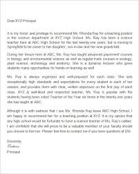 Letter Of Recommendation For A Teacher Template Best LetterofRecommendationTemplate LETTERS Pinterest Template