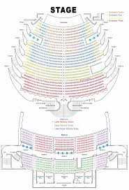 Fox Theater Seating Chart Atlanta Lovely Wilbur Theater Seat