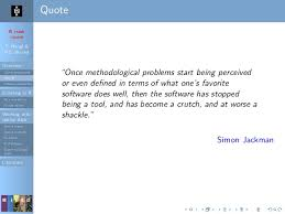 Software Quote Awesome R Crash Course