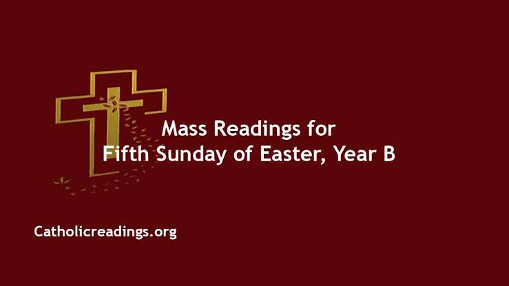 Sunday Catholic 2nd May 2021 Online Daily Mass Reading