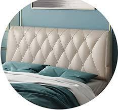 Sto tenendo infatti il muro su cui è appoggiato il letto del tutto spoglio proprio per lasciare ogni opzione aperta. Cuscino Per Letto Grande Senza Testiera Grande Cuscino Per Letto Matrimoniale Lavabile 6 Colori 5 Misure Disponibili Congming Colore Bianco Crema Dimensioni 150cm Amazon It Casa E Cucina