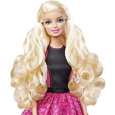 Barbie Hairstyles 17 Inspiration Barbie Endless Curls Doll Walmart