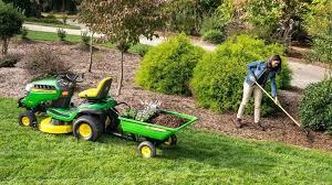 garden tractors used john deere garden tractors