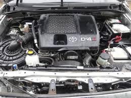 Toyota Hilux 3.0 D4D Engine: Toyota Hilux 3.0 D4D Engine